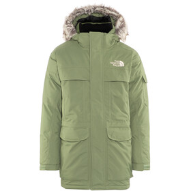 The North Face MCMurdo Giacca Uomo verde oliva